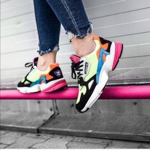 ⭐️NWT Adidas Originals Falcon W Sneaker Multi